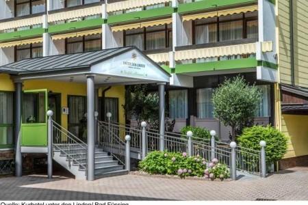 Hotel Kurhotel Unter Den Linden - Last Minute a dovolená