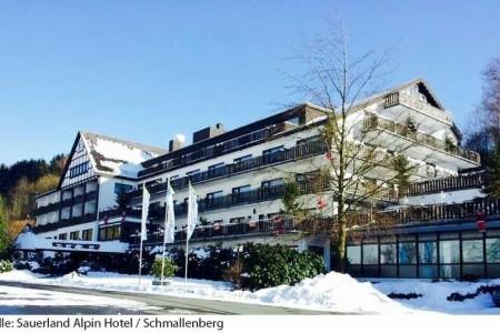 Sauerland Alpin Hotel - all inclusive