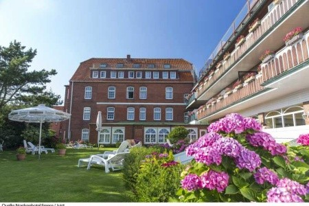Hotel Nordseehotel Freese - luxusní dovolená