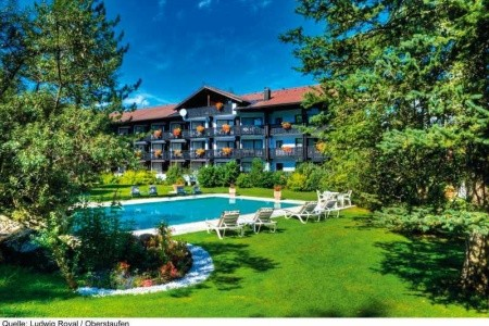 Golf- & Alpin Wellness Resort Hotel Ludwig Royal * - polopenze