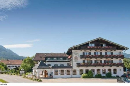 Landhotel & Restaurant Weßner Hof - v březnu