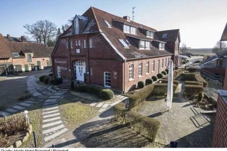 Heide Hotel Reinstorf - v únoru
