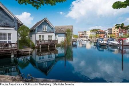 Precise Resort Appartements Marina Wolfsbruch - Last Minute a dovolená