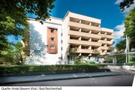 Hotel Bayern Vital - polopenze
