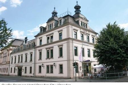 Dormero Hotel Dresden City - v únoru