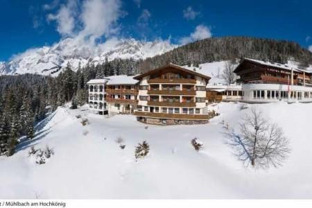 Hotel Bergheimat - Last Minute a dovolená