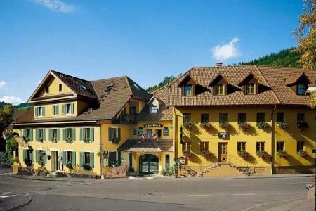 Bären Hotels - v dubnu