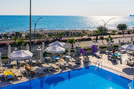 White Gold Hotel And Spa, Turecko, Alanya