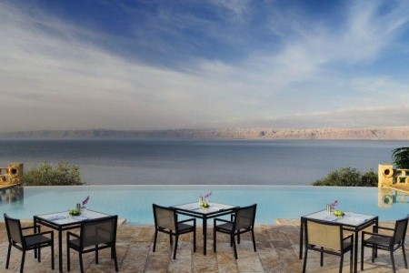 Mövenpick Resort & Spa Dead Sea - silvestr
