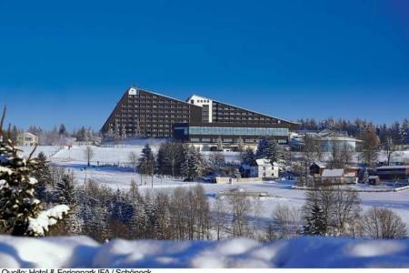 Hotel & Ferienpark Ifa Schöneck - v dubnu