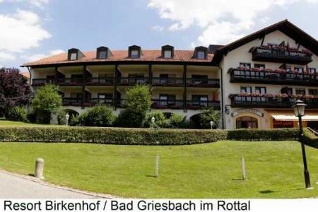 Hotel Resort Birkenhof ***sup. - first minute
