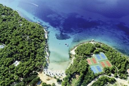 Pine Beach Pakostane Adreatic Eco Resort, Chorvatsko, Severní Dalmácie