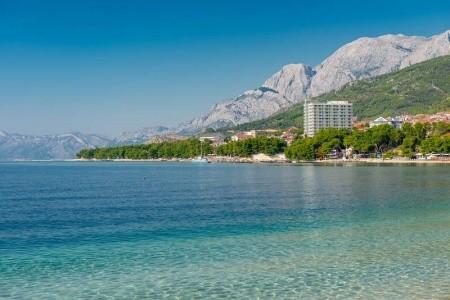 Dalmacija Sunny Hotel By Valamar - Makarska - Chorvatsko  s polopenzí