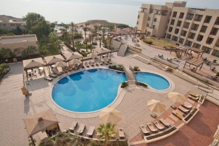 DEAD SEA SPA HOTEL - v srpnu