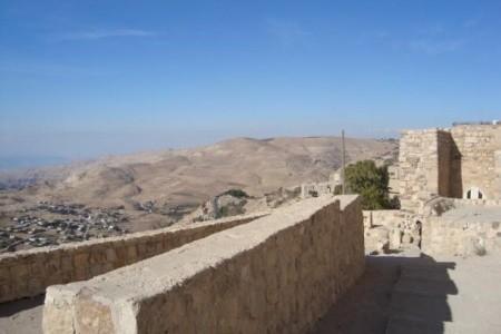 Opravdu to nejlepší z Jordánska - polopenze
