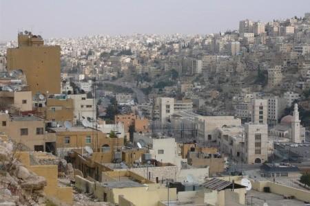 Kouzelné Jordánsko - v dubnu