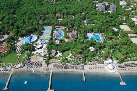 Hotel Champion Holiday Village, Turecko, Kemer