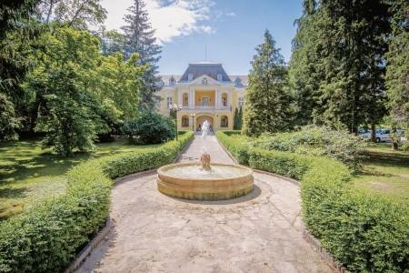 Schlosshotel Batthyany - v lednu