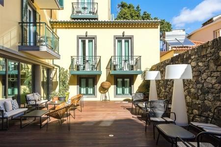 Hotel Castanheiro, Madeira,