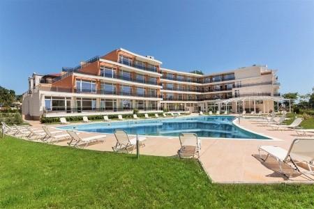 Hotel Miramar - Bulharsko  autem v březnu
