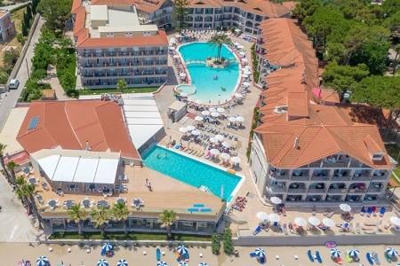 Hotel Tsilivi Beach, Řecko, Zakynthos