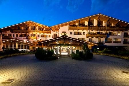 Aktiv Sunny Hotel Sonne - Kitzbühel / Mittersill v červnu