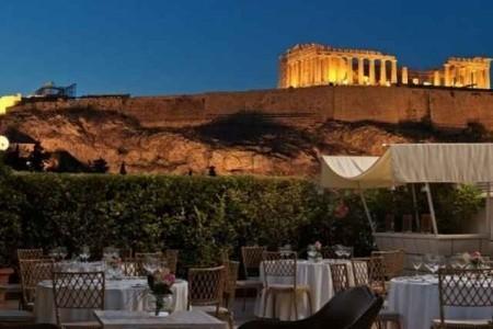 Divani Palace Acropolis - v březnu