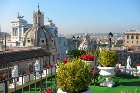 Pace Helvezia - Itálie  v říjnu - dovolená