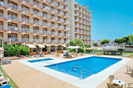 Hotel Balmoral - v červnu