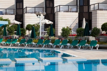Isrotel Riviera Club, Eilat, Rudé Moře Bez stravy