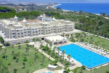 Hotel Andriake Beach Club, Turecko, Antalya