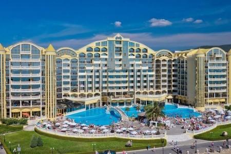 Hotel Imperial Palace 4*, Bulharsko, Slunečné Pobřeží