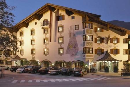 Hotel Schwarzer Adler ****sup. - hotely