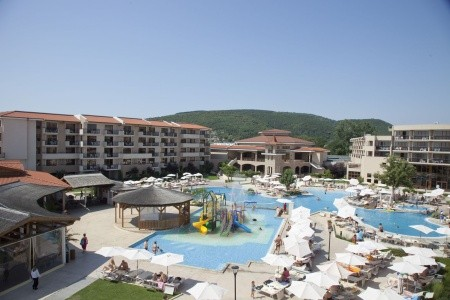Hotel Clubhotel Miramar, Bulharsko, Obzor