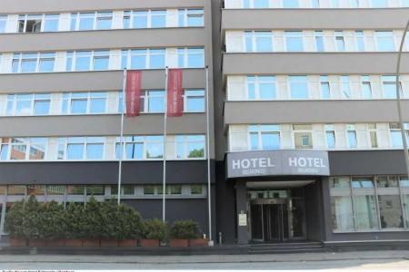 Novum Hotel Belmondo - v červenci