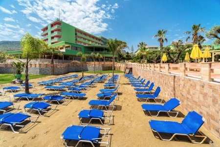 Eri Beach Hotel & Village - letecky all inclusive
