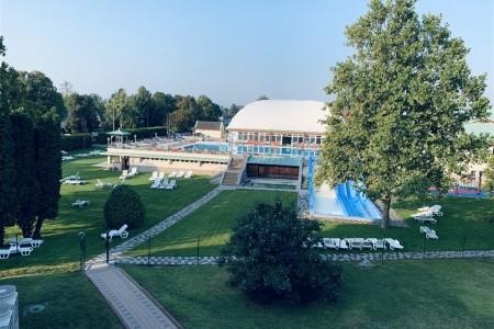 Mosonmagyaróvár Aqua Hotel Termál Vd 2, Maďarsko, Termální Lázně