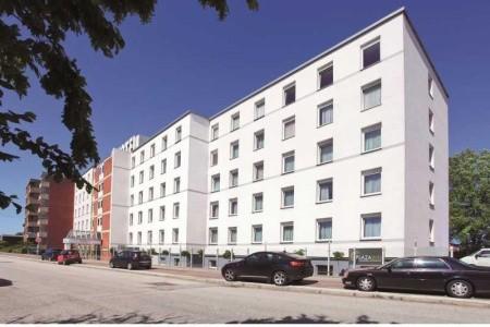 Amedia Hotel Hamburg Moorfleet - v květnu