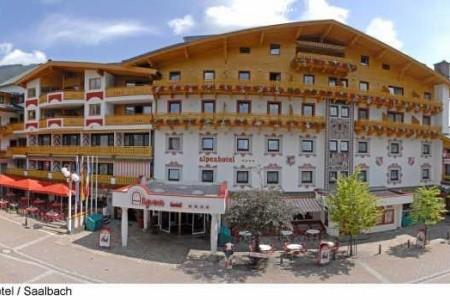 Jufa Alpenhotel Saalbach - Last Minute a dovolená