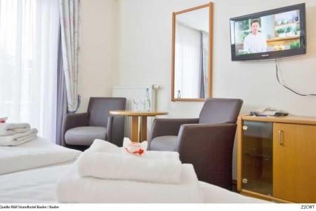 R&r Strandhotel Baabe - luxusní dovolená