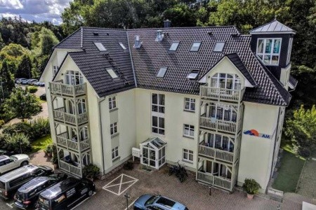 Am Weststrand Aparthotel Kühlungsborn - apartmány