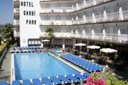 Hotel Garbi Park - Letecky All Inclusive