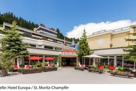 Hotel Europa Snídaně