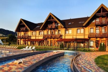 Bešeňová, Hotel Bešeňová***⁺ Přímo V Areálu Vodního Parku, Slovensko, Liptov