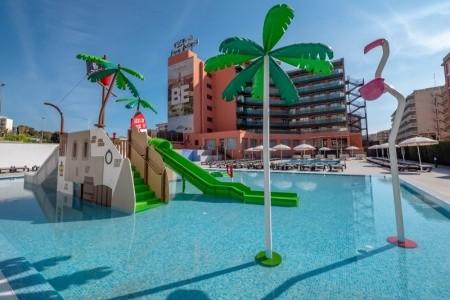 Hotel Fenals Garden - luxusní hotely