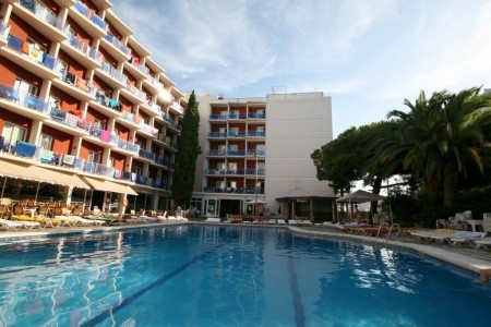 Hotel Gran Don Juan Resort Lloret - letecky all inclusive
