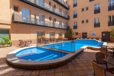 Hotel Urh Tossa De Mar - letecky all inclusive