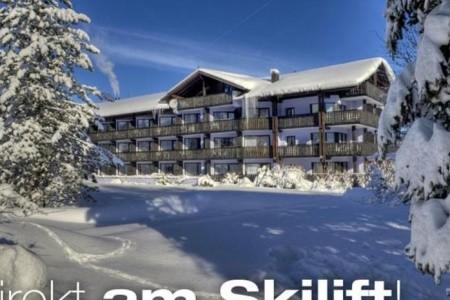 Golf & Alpin Wellness Resort Hotel Ludwig Royal - v dubnu