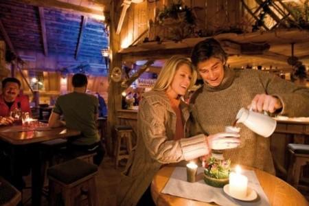 Alpenromantik-Hotel Wirlerhof, Rakousko, Tyrolsko