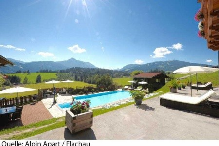 Appartements Alpin Apart - hotel